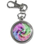 Multi Twist Key Chain Watch