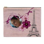 French Quarter - Cosmetic Bag 2 (XL) - Cosmetic Bag (XL)