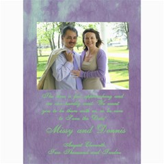 Save The Dates  Decamillo By Lindsey Hayes   5  X 7  Photo Cards   K33ffo5idy05   Www Artscow Com 7 x5 Photo Card - 3