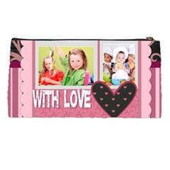 With Love By Mac Book   Pencil Case   399wmmotqi5y   Www Artscow Com Back