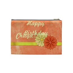 Chaya By Nechama Wagner   Cosmetic Bag (medium)   1evb4kunawfa   Www Artscow Com Back