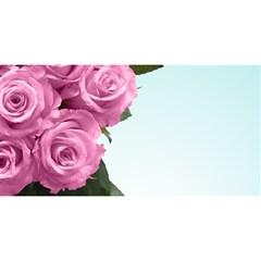 I Love You Mum 3d Card 2 By Deborah   Mom 3d Greeting Card (8x4)   Vspmc971gr6i   Www Artscow Com Back