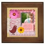 mothers day - Framed Tile