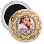 memory - 3  Magnet