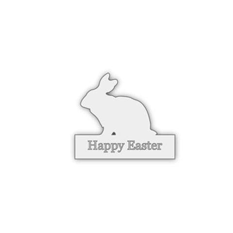 Happy Easter By Clince   Acrylic Cutout   Y4lwqilslvec   Www Artscow Com Front