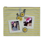 XL Cosmetic Bag - Happiness 6 - Cosmetic Bag (XL)
