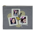 XL Cosmetic Bag - Happiness 7 - Cosmetic Bag (XL)