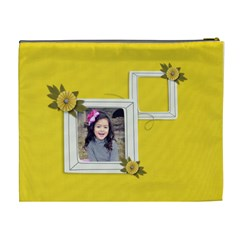 Xl Cosmetic Bag   Happiness 8 By Jennyl   Cosmetic Bag (xl)   Obuq0nyxbiex   Www Artscow Com Back