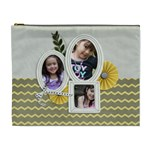 XL Cosmetic Bag - Happiness 9 - Cosmetic Bag (XL)