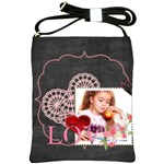 love - Shoulder Sling Bag