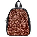 Just Leopard School Bag (Small)