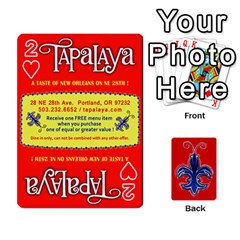 Tap By B B    Playing Cards 54 Designs   Voyytyud1tq3   Www Artscow Com Front - Heart2