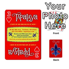 Tap By B B    Playing Cards 54 Designs   Voyytyud1tq3   Www Artscow Com Front - Heart3