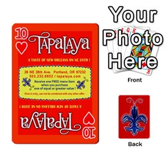 Tap By B B    Playing Cards 54 Designs   Voyytyud1tq3   Www Artscow Com Front - Heart10