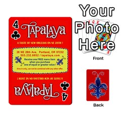 Tap By B B    Playing Cards 54 Designs   Voyytyud1tq3   Www Artscow Com Front - Club4