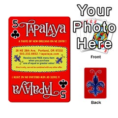 Tap By B B    Playing Cards 54 Designs   Voyytyud1tq3   Www Artscow Com Front - Club5