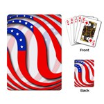 USA Playing Cards Single Design