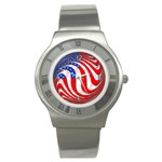 USA Stainless Steel Watch