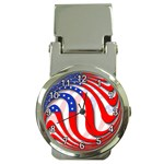 USA Money Clip Watch