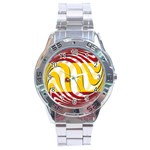 Spain Light Stainless Steel Analogue Men's Watch