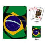 Brazil Playing Cards Single Design
