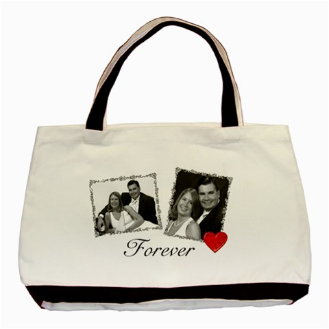 Erica Wedding Bag   Classic Tote By Bree Decker   Basic Tote Bag   1nj05i2nmfuh   Www Artscow Com Front
