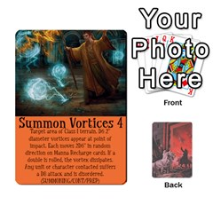 Hostile Realms Spells By Dave   Playing Cards 54 Designs   8al1a08v3quq   Www Artscow Com Front - Spade10