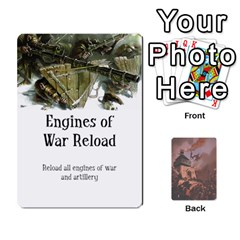 Hostile Realms Card Deck2 By Dave   Playing Cards 54 Designs   1fd93fthpyt5   Www Artscow Com Front - Club10