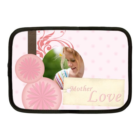 Mothers Day By Joely   Netbook Case (medium)   203t4s8r25rj   Www Artscow Com Front