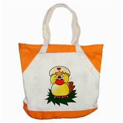 Coming Bird Snap Tote Bag by ComingBird