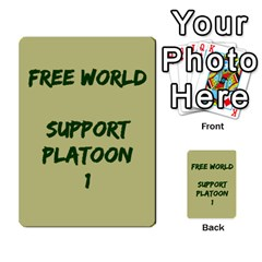 Cds   Free World By Agentbalzac   Multi Purpose Cards (rectangle)   826uvfjg2tu2   Www Artscow Com Front 23