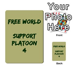 Cds   Free World By Agentbalzac   Multi Purpose Cards (rectangle)   826uvfjg2tu2   Www Artscow Com Front 26