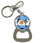 Argentina Bottle Opener Key Chain