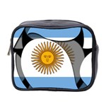 Argentina Mini Toiletries Bag (Two Sides)