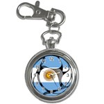 Argentina Key Chain Watch