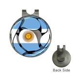 Argentina Golf Ball Marker Hat Clip