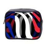 France Mini Toiletries Bag (Two Sides)