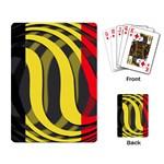 Belgium Playing Cards Single Design