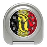 Belgium Travel Alarm Clock