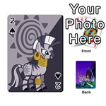MLP 1 - Playing Cards 54 Designs
