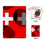 Switzerland Playing Cards Single Design