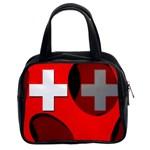 Switzerland Classic Handbag (Two Sides)