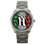 Italy Sport Metal Watch