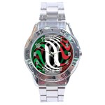 Italy Stainless Steel Analogue Men's Watch