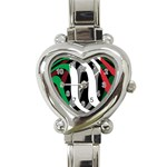 Italy Heart Italian Charm Watch