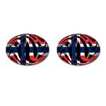 Norway Cufflinks (Oval)