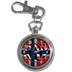Norway Key Chain Watch