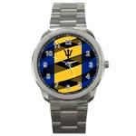 Barbados Sport Metal Watch