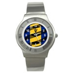Barbados Stainless Steel Watch