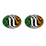 Ireland Cufflinks (Oval)